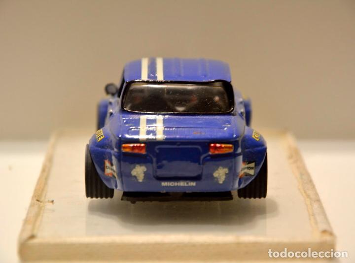 Slot Cars: RENAULT 8 TS GR.5 AZUL TEAM SLOT - Foto 3 - 76650815