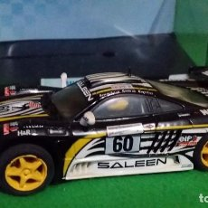 Slot Cars: SALEEN S7R BASF – TEAM SLOT – REF 11303. Lote 98162096