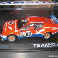 Slot Cars: 12801 - ALPINE A310 V6 GTP 24H. DE LE MANS 1977 DE TEAM SLOT. Lote 186241808