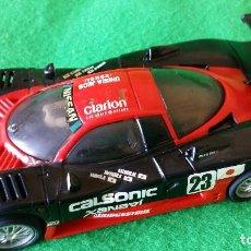 Slot Cars: NISSAN R390 GT1 PROTOTIPE 98 DE TEAM SLOT – REF 10804 . Lote 83478948