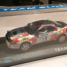 Slot Cars: TOYOTA CELICA GT4 ST-185 CATALUNYA´94 TEAM SLOT REF. 11707. Lote 99511659