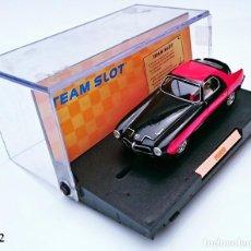 Slot Cars: TEAM SLOT REF 74601/B PEGASO THRILL MODELO 2º SERIE. Lote 56621107