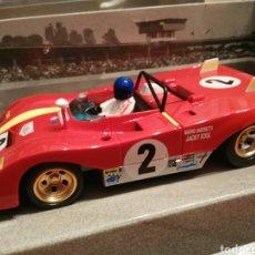 Slot Cars: COCHE FERRARI 312P SPORT SCALEXTRIC SLOTER. Lote 96004898