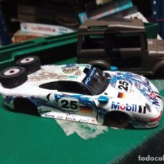 Slot Cars: LOTE DE 2 CUPULAS DE COCHES SCALEXTRIC. Lote 98686663