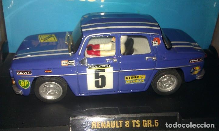Slot Cars: COCHE TEAM SLOT RENAULT 8 TS COPA GR.5 NUEVO EN SU CAJA ORIGINAL - TIPO SCALEXTRIC - - Foto 2 - 100343223