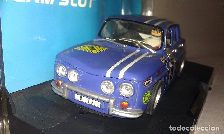 Slot Cars: COCHE TEAM SLOT RENAULT 8 TS COPA GR.5 NUEVO EN SU CAJA ORIGINAL - TIPO SCALEXTRIC - - Foto 6 - 100343223