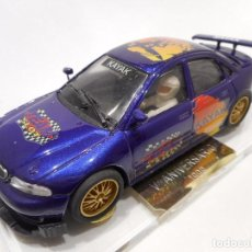 Slot Cars: TEAM SLOT AUDI A4 V ANIVERSARIO 1999 KAYAK 2. Lote 103534431