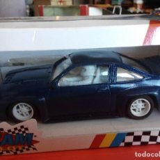 Slot Cars: SCALEXTRIC TEAM SLOT OPEL MANTA 400 DECORACION PHILIPS NUEVO EN CAJA. Lote 104517391