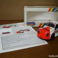 Slot Cars: TEAM SLOT ESCARABAJO MARLBORO REF 70101 NUEVO CON SU CAJA ORIGINAL. Lote 111055091