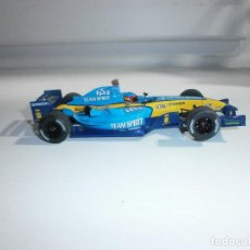 Slot Cars: RENAULT F1 TEAM SUPERSLOT FERNANDO ALONSO. Lote 112014231