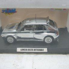Slot Cars: SCALEXTRIC TEAM SLOT REF: 11201 - COCHE DE CARRERAS LANCIA DELTA INTEGRALE. Lote 114776959