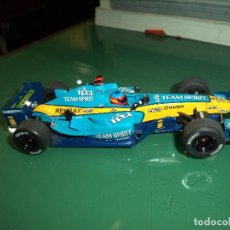Slot Cars: SCALEXTRIC RENAULT R24 HORNBY. Lote 117148923