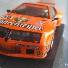 Slot Cars: TEAM SLOT ALPINE A 310 V6 GTP JAGERMAISTER, NUEVO. EN URNA. VÁLIDO EN SCALEXTRIC. Lote 120300391