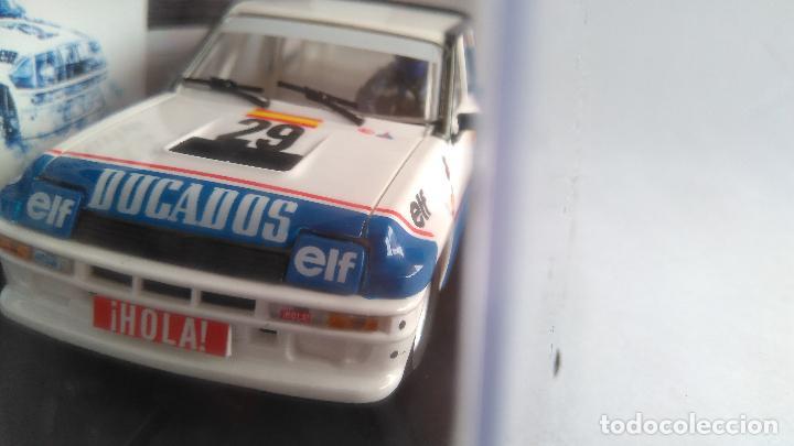 Slot Cars: TEAM SLOT RENAULT 5 R5 TURBO ELF DUCADOS, PAREJA EUROCUP 84.ED. LIMITADA.VÁLIDO SCALEXTRIC - Foto 2 - 189439876