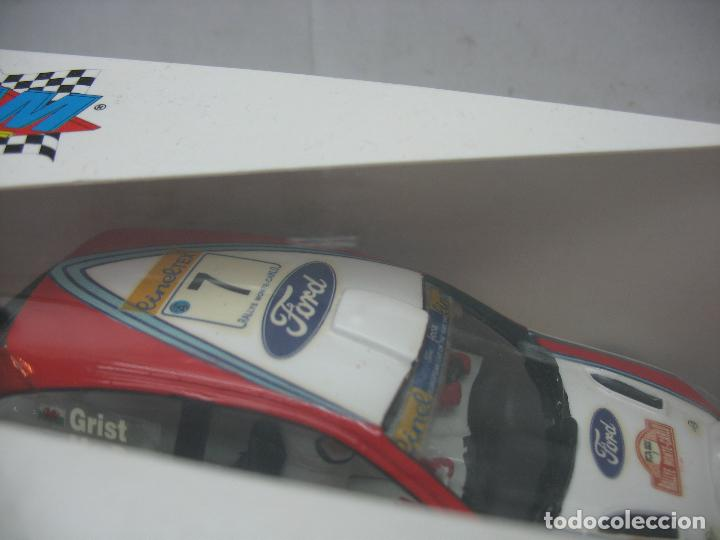 Slot Cars: ¿SCALEXTRIC? TEAM SLOT Ref: 72501 - Coche de carreras Ford Focus WRC - Foto 3 - 121136335