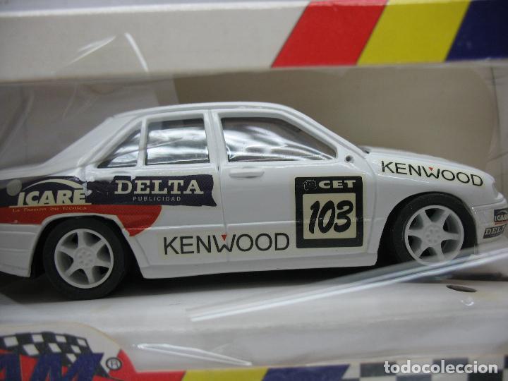 Slot Cars: ¿SCALEXTRIC? TEAM SLOT Ref: 10201 - Coche de carreras Seat Toledo Repsol 95 Kenwood 103 - Foto 2 - 121136435