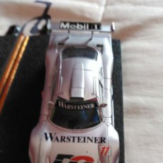 Slot Cars: SCALEXTRIC, SLOT, ,MERCEDES CLK-GTR. Lote 121242355