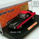 Slot Cars: TEAM SLOT REF 74601 PEGASO THRILL / 1º SERIE ORIGINAL PINTADO A MANO. Lote 56655814