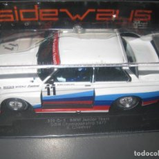 Slot Cars: BMW 320 GR.5 JUNIOR TEAM Nº11 DE SIDEWAYS. Lote 126344711