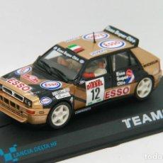 Slot Cars: LANCIA DELTA HF INTEGRALE - 3º RALLYE SANREMO 1993 (TEAM SLOT). Lote 128021431