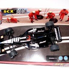 Slot Cars: * SCX MINARDI F-1 , AUSTRALIA 2001 , TECNITOYS , 1:32 PRACTICAMENTE NUEVO. Lote 128876595