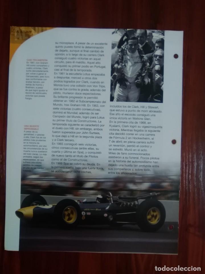 Slot Cars: FORMULA SUPERSLOT - COLECCIONABLE PLANETA DEAGOSTINI - NUMERO 41 - HONDA RA 106 - Foto 2 - 134838542