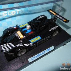Slot Cars: ANTIGUO FERRARI 333 COB@LT 2005 DE TEAM SLOT - AÑO 2005. Lote 135368986