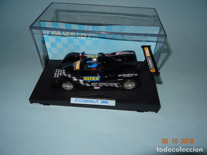 Slot Cars: Antiguo LOLA COB@LT 2005 de TEAM SLOT - Año 2005 - Foto 2 - 135368986