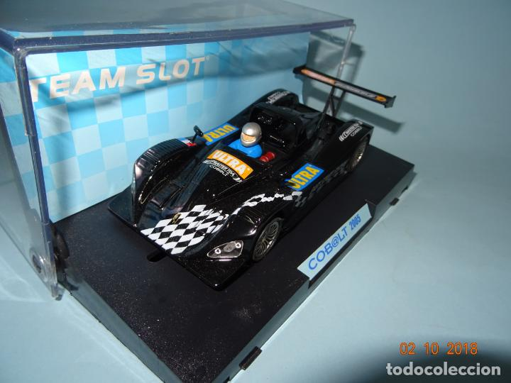 Slot Cars: Antiguo LOLA COB@LT 2005 de TEAM SLOT - Año 2005 - Foto 3 - 135368986