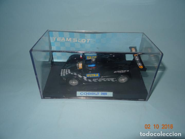 Slot Cars: Antiguo LOLA COB@LT 2005 de TEAM SLOT - Año 2005 - Foto 4 - 135368986