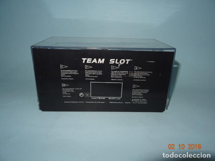 Slot Cars: Antiguo LOLA COB@LT 2005 de TEAM SLOT - Año 2005 - Foto 5 - 135368986