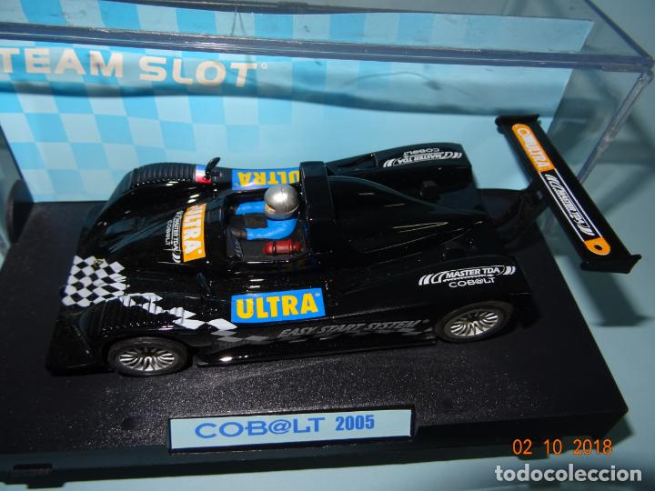 Slot Cars: Antiguo LOLA COB@LT 2005 de TEAM SLOT - Año 2005 - Foto 6 - 135368986