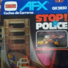Slot Cars: COMANSI AFX STOP POLICE.. TIPO EXIN. TCR.. Lote 135847447