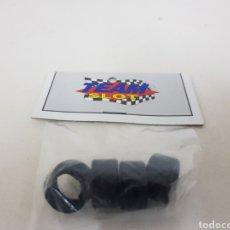 Slot Cars: TEAM SLOT 53008 NEUMÁTICO DE 18 PULGADAS SPEED CUATRO NEUMÁTICOS. Lote 137515368