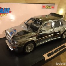 Slot Cars: LANCIA DELTA INTEGRALE CROMO TEAM SLOT. Lote 138975689