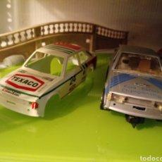 Slot Cars: SLOT FORD SCORT XR3I + CARROCERIA. Lote 139703077