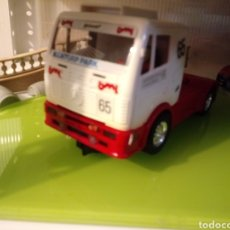 Slot Cars: SCX CAMION MERCEDES #65. Lote 139703578