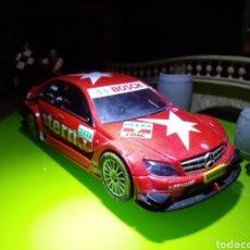 Slot Cars: SLOT CARRERA AMG MERCEDES C-KLASSE 2007 #7 STERN. Lote 141126552