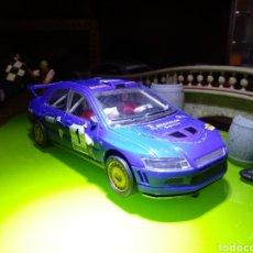 Slot Cars: SLOT MITSUBISHI LANCER EVO VII. Lote 141127278