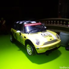Slot Cars: HORNBY MINI COOPER #6 JOHN COOPER CHALLENGER. Lote 141129028