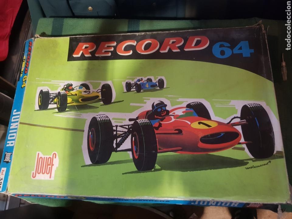 RÉCORD 64 JUNIOR (Juguetes - Slot Cars - Team Slot)