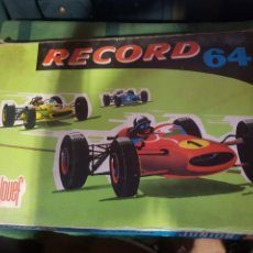 Slot Cars: RÉCORD 64 JUNIOR. Lote 126649180