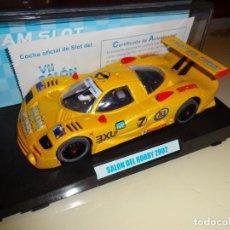 Slot Cars: TEAM SLOT. NISSAN SALON DEL HOBBY 2002. ED. LTA. Lote 146327053