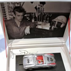 Slot Cars: COCHE CARRERAS SLOT JAMES DEAN SPYDER ED. LIMITADA 1/5500 REVELL MODEL RACING 1:32 NUEVO CON CAJA *. Lote 143702498