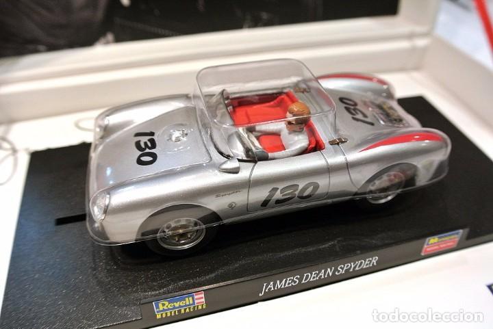 Slot Cars: Slot JAMES DEAN SPYDER , 1:32, Edición Limitada , NUEVO CON CAJA - Foto 2 - 143702498