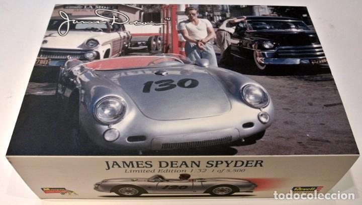 Slot Cars: Slot JAMES DEAN SPYDER , 1:32, Edición Limitada , NUEVO CON CAJA - Foto 3 - 143702498