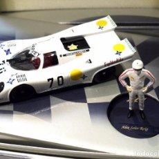 Slot Cars: COCHE SLOT FLY PORSCHE 917 K ED. CAMPEONES ALEX SOLER ROIG GB TRACK, 1:32 NUEVO CON CAJA ,REF. W02 *. Lote 143703162