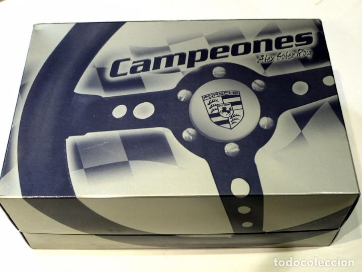 Slot Cars: SLOT Fly Ed. Campeones ALEX SOLER ROIG , 1:32 , NUEVO CON CAJA - Foto 2 - 143703162