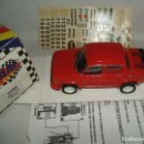 Slot Cars: SIMCA 1000 DE TEAM SLOT REF.-21002. Lote 143856370