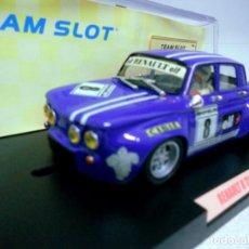Slot Cars: TEAM SLOT, RENAULT 8 TS GR.5, FABRICACION ARTESANAL EN RESINA, SLOT, EDICION LIMITADA.. Lote 143942762